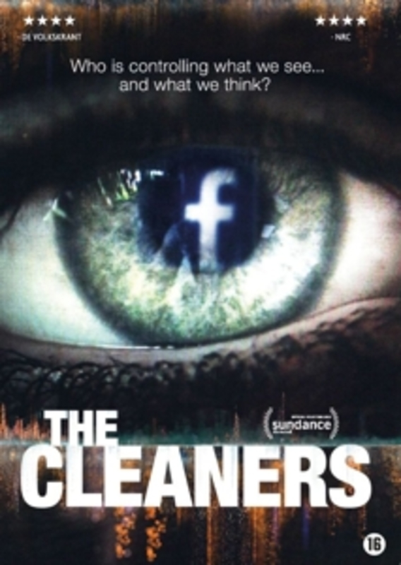 Cleaners, (DVD) BY: HANS BLOCK, MORITZ RIESEWIECK DVDNL