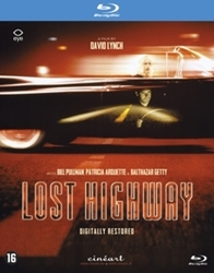 Lost highway, (Blu-Ray)
