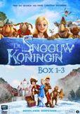 Sneeuwkoningin 1-3, (DVD)