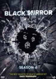 Black mirror - Seizoen 4, (DVD) CAST: JESSE PLEMONS, ROSEMARIE DEWITT Brooker, Charlie, DVDNL