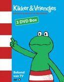Kikker & vriendjes box , (DVD)