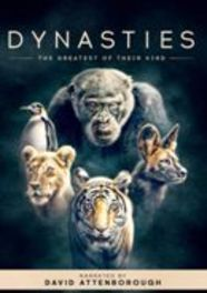Dynasties - Seizoen 1, (DVD) NARRATED BY DAVID ATTENBOROUGH / BBC DVDNL
