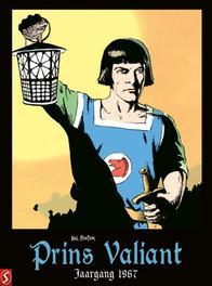 Prins Valiant Jaargang 1967, Hal Foster, Hardcover