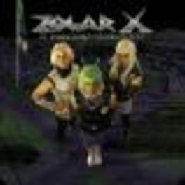X MARKS THE SPOT ZOLAR-X, CD
