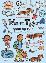 Mo en Tijger gaan op reis Mollema, Elisabeth, Hardcover