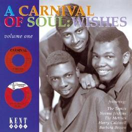 A CARNIVAL OF SOUL:WISHES Audio CD, V/A, CD