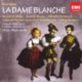 LA DAME BLANCHE ENSEMBLE ORCH. DE PARIS/MARC MINKOWSKI Audio CD, F.A. BOIELDIEU, CD