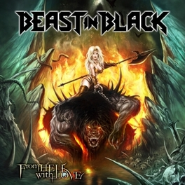 FROM HELL WITH LOVE BEAST IN BLACK, CD
