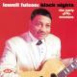 BLACK NIGHTS -24TR- Audio CD, LOWELL FULSON, CD