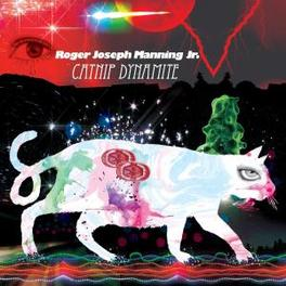 CATNIP DYNAMITE Audio CD, MANNING, ROGER JOSEPH -JR, CD