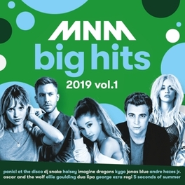 MNM BIG HITS 2019 VOL. 1 V/A, CD