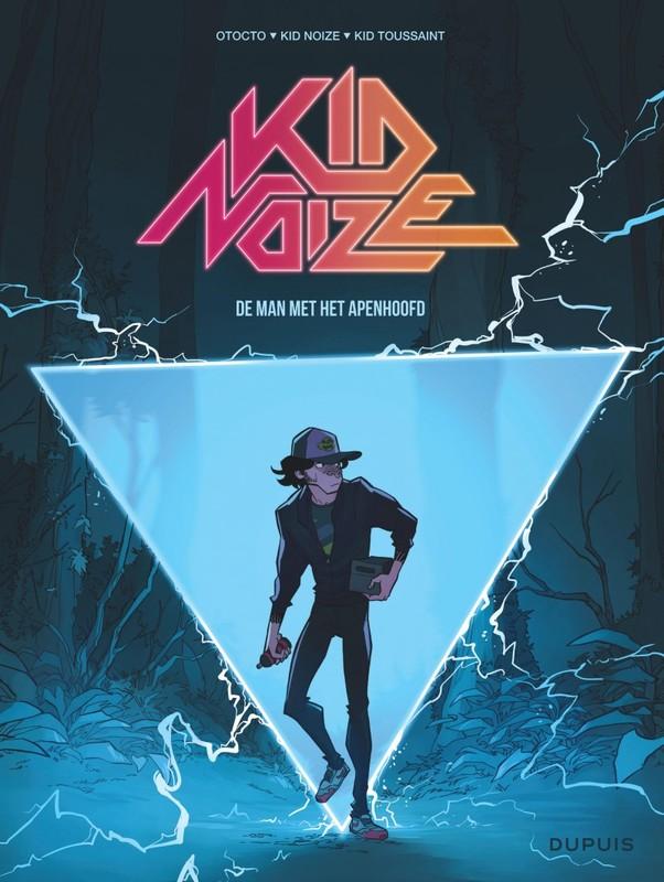 KID NOIZE 01. DE MAN MET HET APENHOOFD KID NOIZE, Toussaint, Kid, Paperback