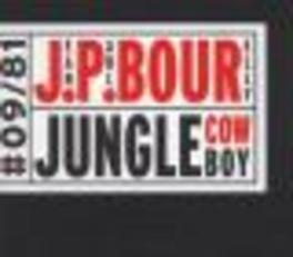 JUNGLE COWBOY Audio CD, BOURELLY, JEAN-PAUL, CD