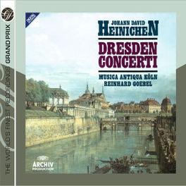 DRESDEN CONCERTI MUSICA ANTIQUA KOLN/REINHARD GOEBEL Audio CD, J.D. HEINICHEN, CD