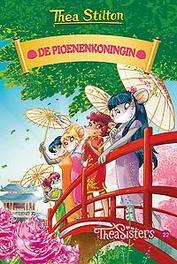 De Pioenenkoningin bestemming : China, Thea Stilton, Hardcover