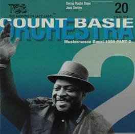 RADIO DAYS 20 PART 2 BASEL 1956 Audio CD, BASIE, COUNT -ORCHESTRA-, CD