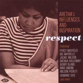 RESPECT * ARETHA'S INFLUENCES AND INSPIRATION * Audio CD, V/A, CD