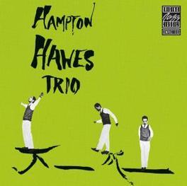 TRIO VOL. 1 W/RED MITCHELL,CHUCK THOMPSON Audio CD, HAMPTON HAWES, CD