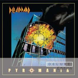 PYROMANIA -DELUXE- Audio CD, DEF LEPPARD, CD