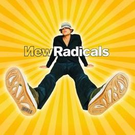 MAYBE YOU'VE BEEN BRAINWA Audio CD, NEW RADICALS, CD