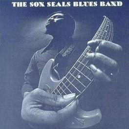 SON SEALS BLUES BAND Audio CD, SEALS, SON -BLUES BAND-, CD
