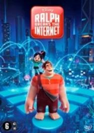 Ralph breaks the internet, (DVD) BILINGUAL /CAST: JOHN C. REILLY, SARAH SILVERMAN DVDNL