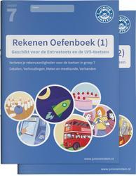 Rekenen Oefenboek delen 1...
