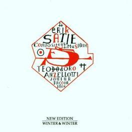 PIANO WORKS W/TEODORO ANZELLOTTI Audio CD, E. SATIE, CD