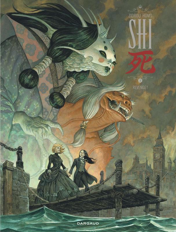 SHI HC03. REVENGE! SHI, Zidrou, Hardcover