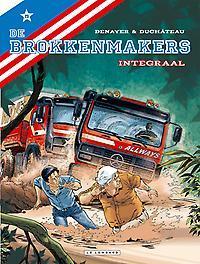 De Brokkenmakers Integraal 5/7 BROKKENMAKERS INTEGRAAL, Hardcover