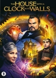 House with a clock in its walls, (DVD) .. ITS WALLS /CAST: JACK BLACK, CATE BLANCHETT Bellairs, John, DVDNL