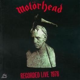 RECORDED LIVE 1978 -9TR-  THE ROUNDHOUSE, FEB. 18 Audio CD, MOTORHEAD, CD