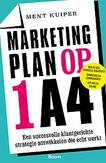 Marketingplan op 1 A4