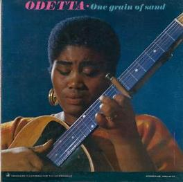 ONE GRAIN OF SAND 1963 ALBUM Audio CD, ODETTA, CD