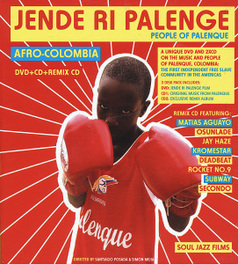JENDE RI PALENGE * PEOPLE OF PALENGE, COLUMBIA *  //  2CD + DVD BOXSET V/A, CD