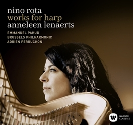 WORKS FOR HARP -DIGI- WORKS BY ROTA ANNELEEN LENAERTS, CD