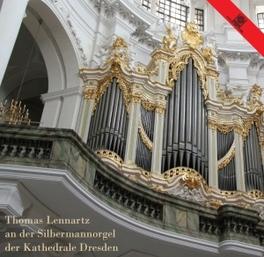 ORGELMUSIK ZUM KIRCHENJAH THOMAS LENNARTZ, CD