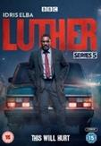 Luther - Seizoen 5, (Blu-Ray)