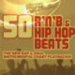 50 R&B & HIP HOP BEATS 2CD + DOWNLOAD ALBUM/TR:NICE & SLOW/DANCE HALL/FRONT RO Audio CD, V/A, CD
