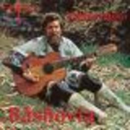 BASHOVIA COMPILATION OF 60'S + 70'S TRACKS BY GUITAR VIRTUOSO Audio CD, ROBBIE BASHO, CD