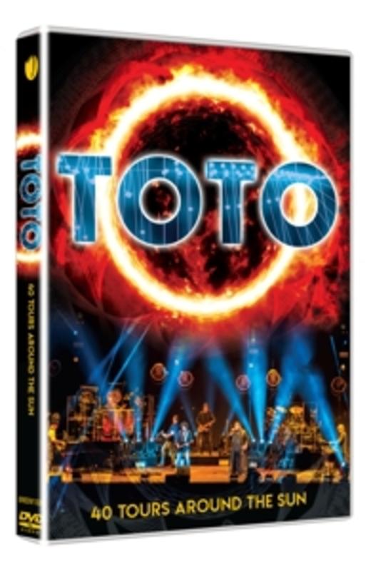Toto - 40 Tours Around The Sun (Live At Zi, (DVD) DVDNL