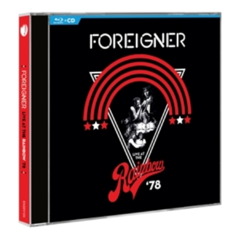 Foreigner - Live At The Rainbow '78, (Blu-Ray) Blu-Ray