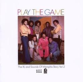 PLAY THE GAME RIGHT THE XL AND SOUNDS OF MEMPHIS STORY VOL.2 Audio CD, V/A, CD