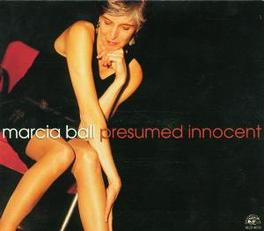 PRESUMED INNOCENT Audio CD, MARCIA BALL, CD