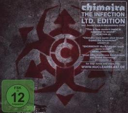 INFECTION -DIGI/CD+DVD- -DIGI- Audio CD, CHIMAIRA, CD