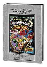 Marvel Masterworks Marvel Team-up 4. Gerry Conway, Hardcover