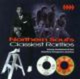 NORTHERN SOUL CLASSIEST R ..RARITIES Audio CD, V/A, CD