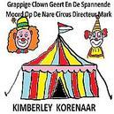 Grappige Clown Geert En De...
