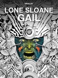 LONE SLOANE HC03. GAIL