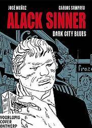 Alack Sinner 2 Dark City Blues